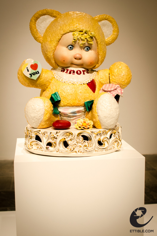 Jeff Koons Retrospective at the Whitney Museum, NYC